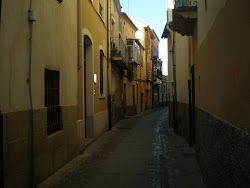 Calle de Orejones