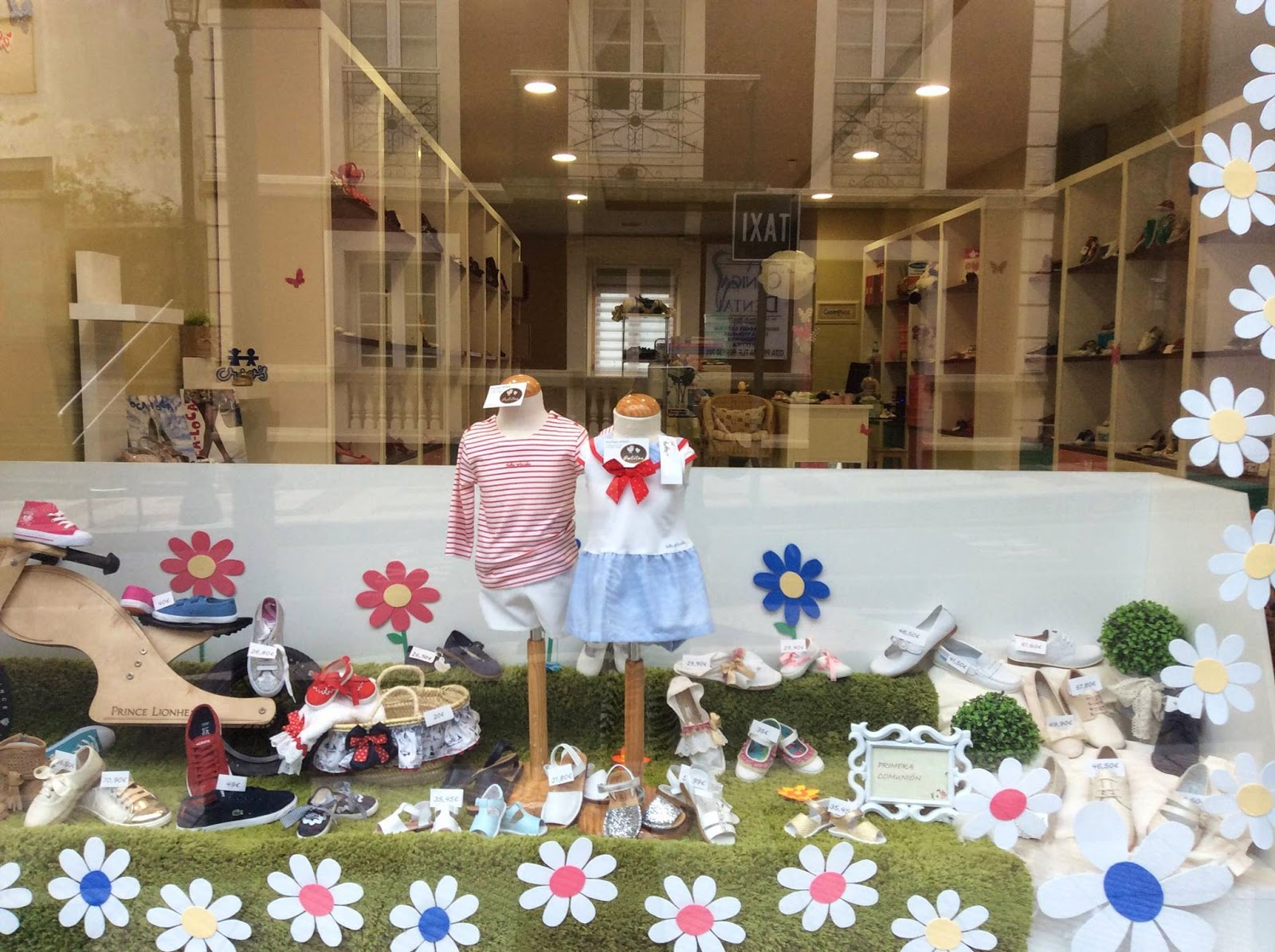 Ciempi s zapater a infantil en navia asturias for Zapateria infantil