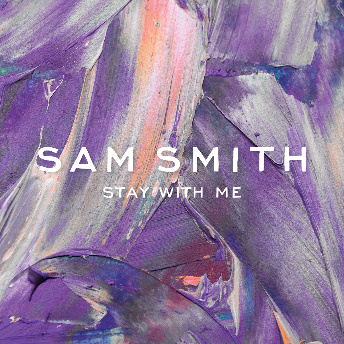 Sam Smith Stay With Me copertina