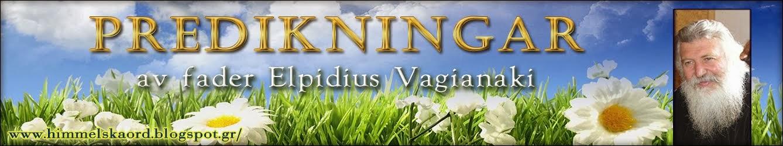Predikningar av Fader Elpidius
