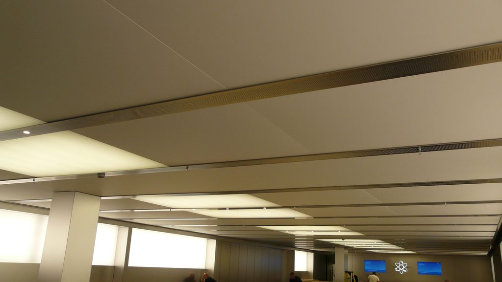 Decorative Ceiling Panels Screen Divider For Interior