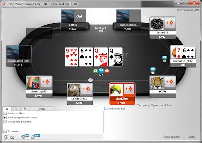 nueva mesa party poker