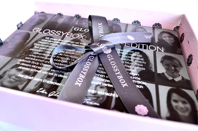 Meine Glossybox Inside Edition im März 2014