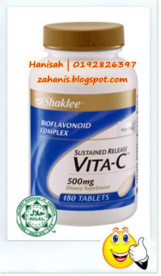 vitamin c shaklee dewasa