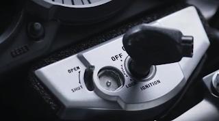 Magnetik key shutter