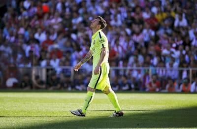 Seperti Apa Barcelona Tanpa Messi?