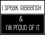 Gibberish Award