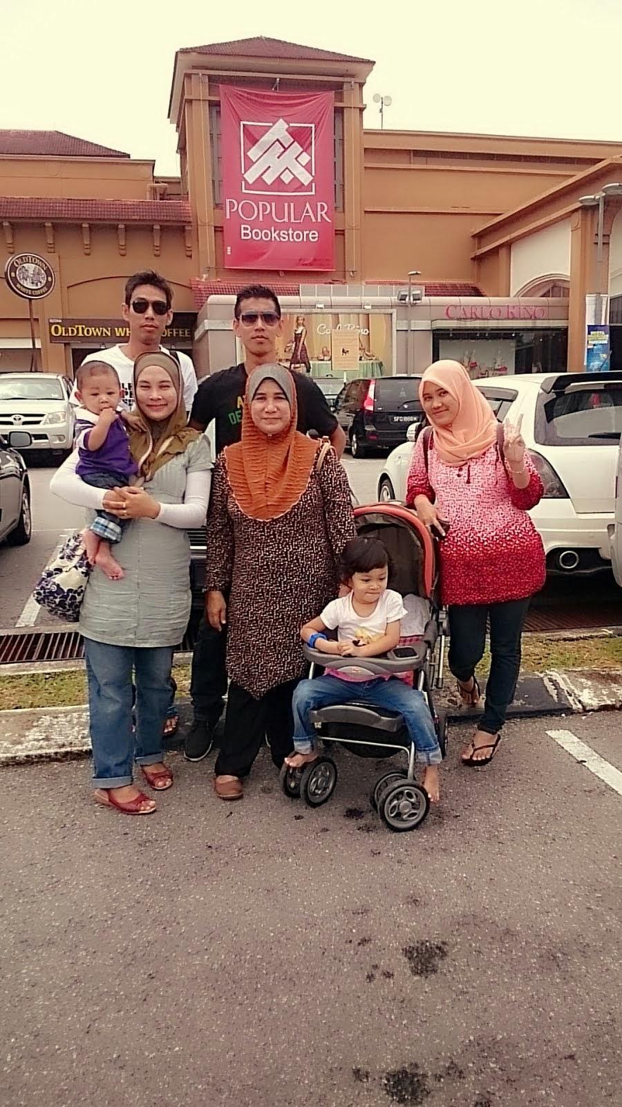 Saya Sayang Family Saya...