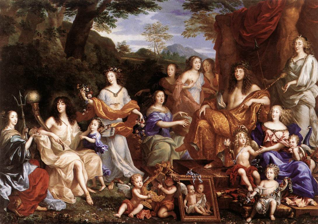 march of history by richard wall louis xiv the sun king