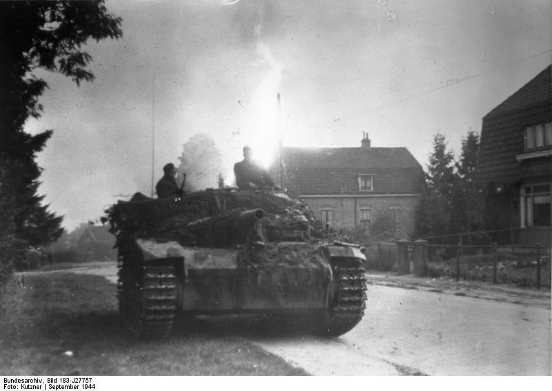 WW2 Arnherm battle