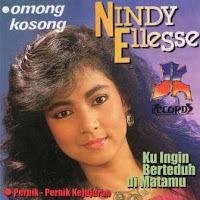Nindy Ellesse - Ku Ingin Berteduh Di Matamu (Album 1988)