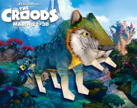 The croods free chunky papercraft free chunky papercraft voltagebd Choice Image