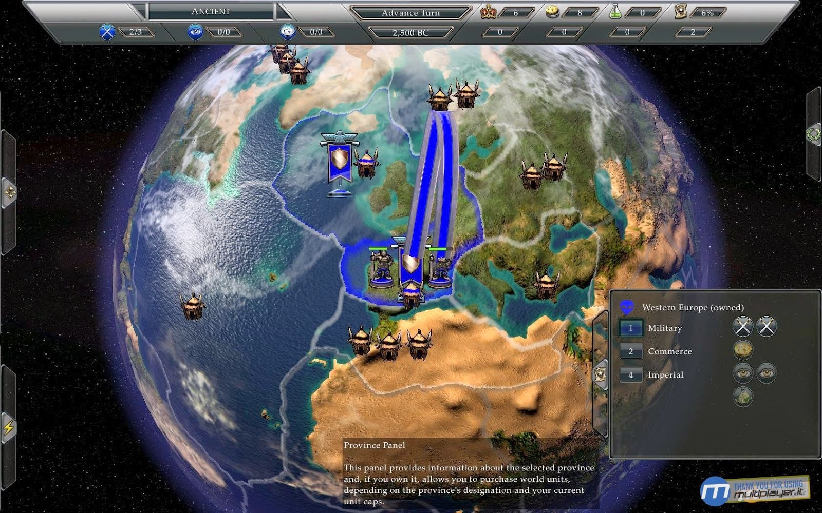 Download game Empire Earth 3