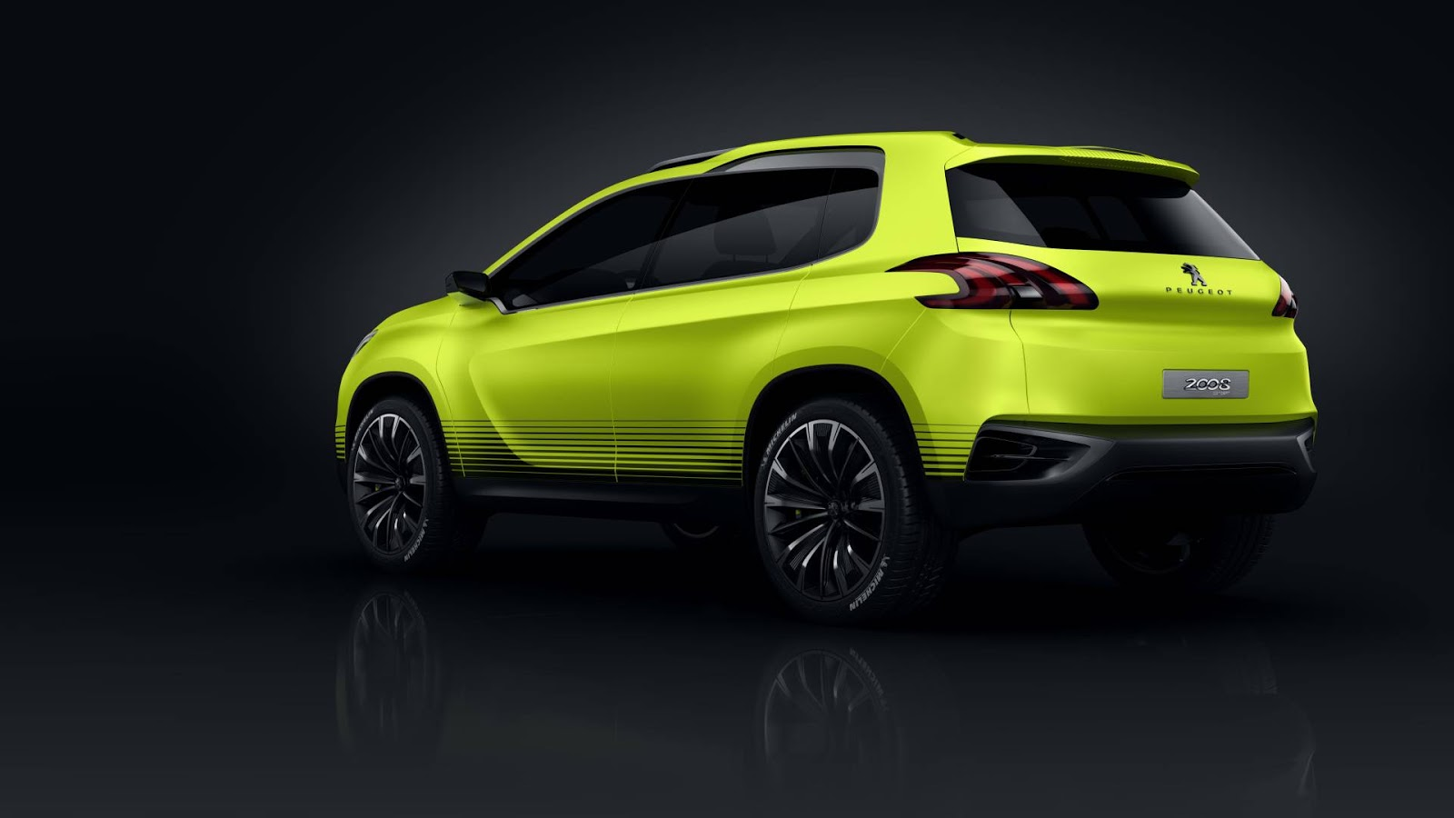 Peugeot 2008 Concept 2013 Hottest Car Wallpapers