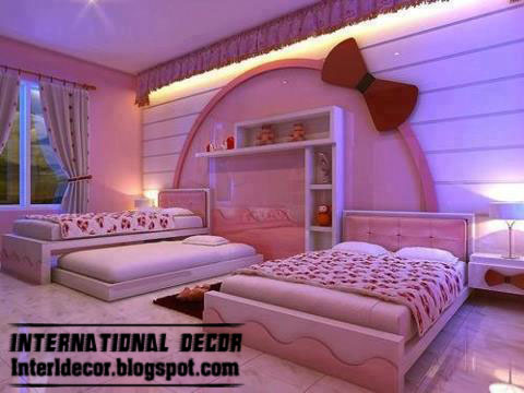 Girls Bedroom Designs on Teen Girls Bedroom Romantic Ideas 2013 With Romantic Colors