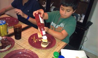 hamburgers homemade