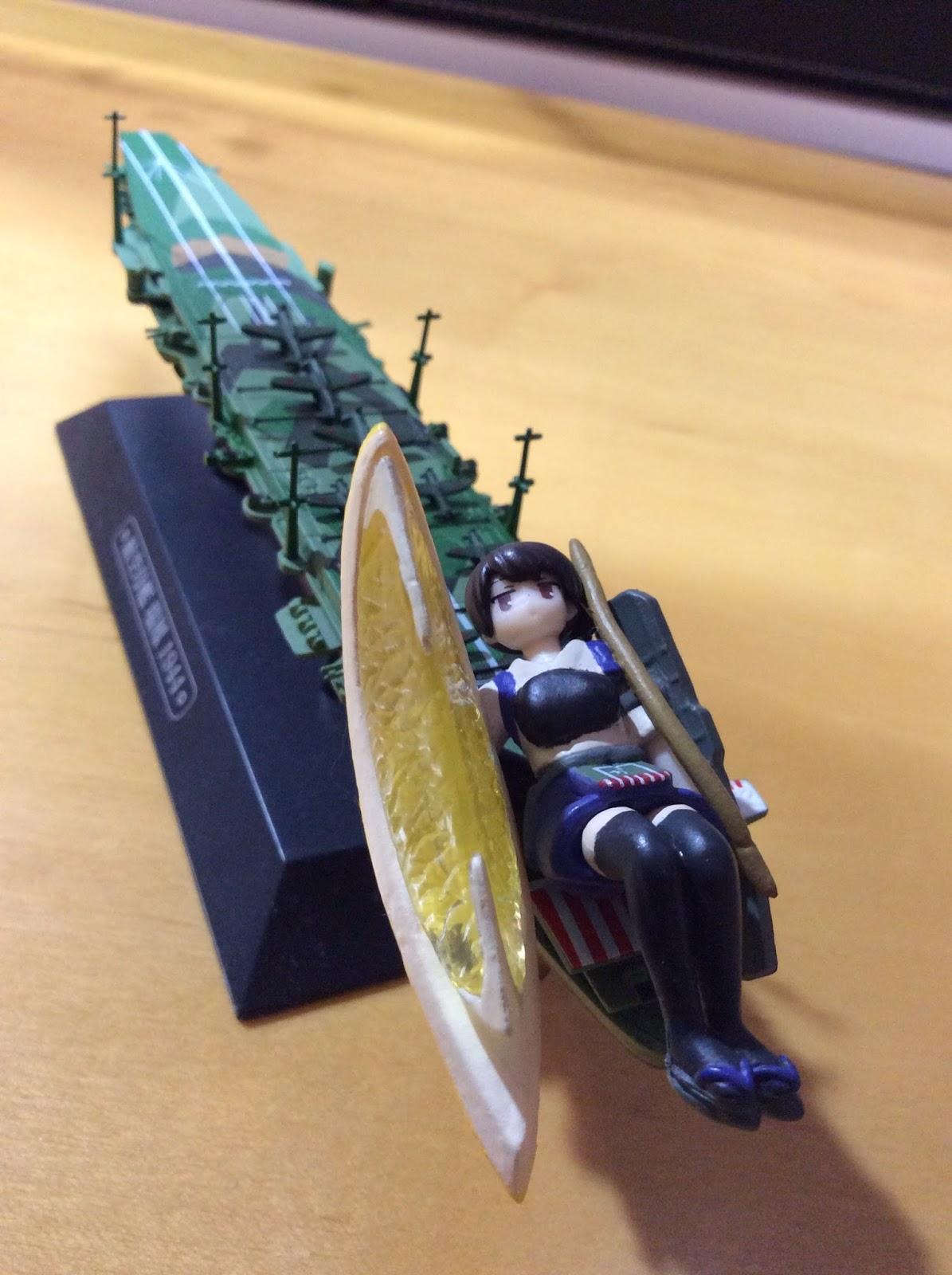 【グッズレビュー】PUTITTO series(プティットシリーズ) 艦隊これくしょん -艦これ【KADOKAWA】加賀