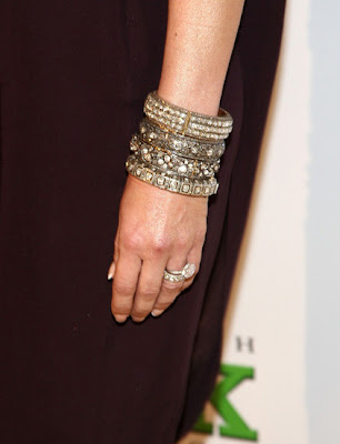 Catherine Zeta Jones Diamond Bracelet