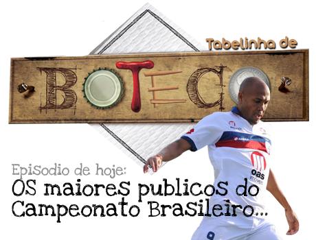 As maiores médias de público do Brasileirão 2011