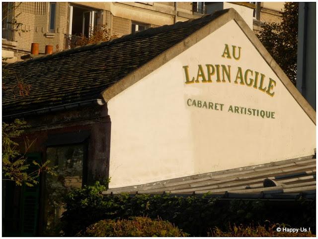 Montmartre - Au Lapin Agile