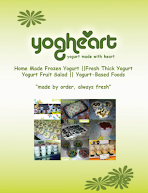 Order Yogheart Yogurt Yuk!!
