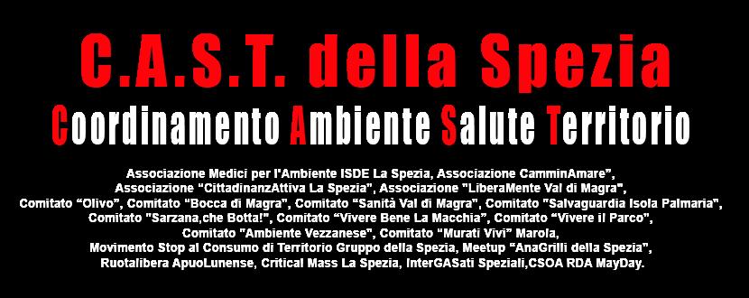 Coordinamento Ambiente Salute Territorio della Spezia