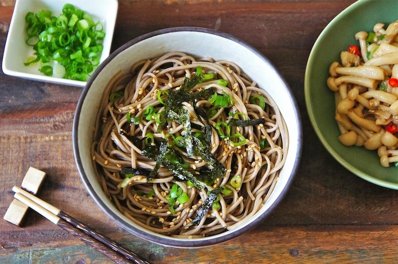 Seasaltwithfood: Zesty Soba Noodles