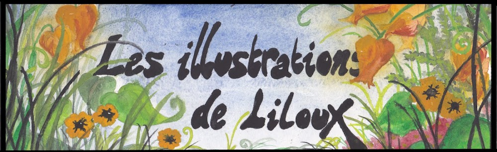 les illustrations de Liloux