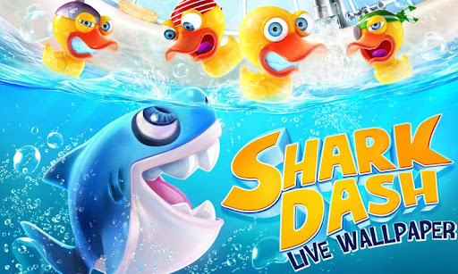 Software Releases • Shark Dash Live Wallpaper v1.0.1