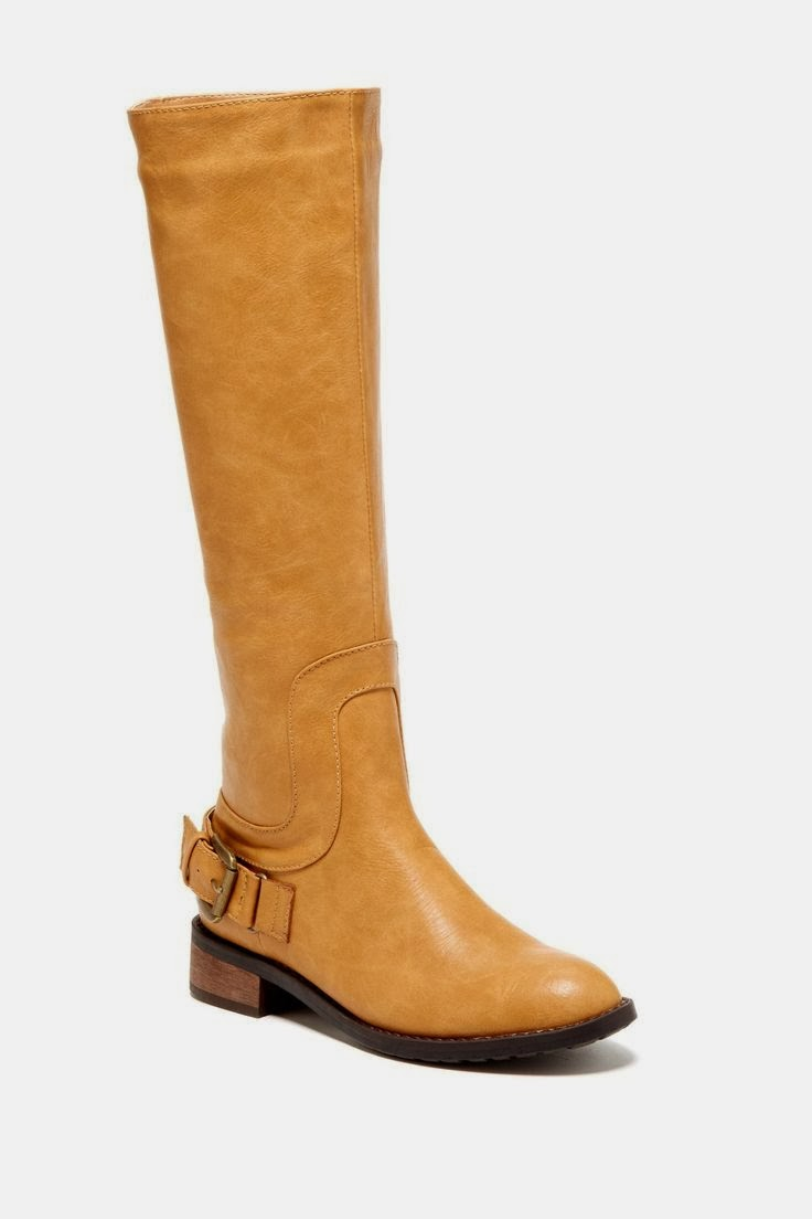 Bucco Heidi Tall Boot