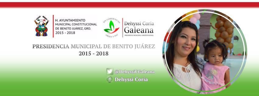 AYUNTAMIENTO DE BENITO JUÁREZ, GUERRERO