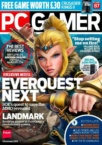 Download – PC Gamer UK – Novembro 2013