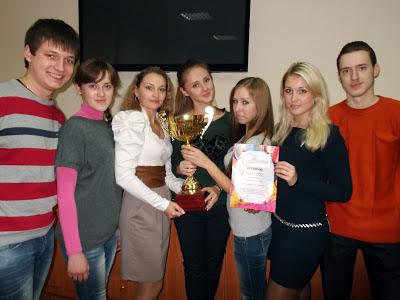 Переможці студентської олімпіади з дисципліни Безпека життєдіяльності 2012-2013 навчального року.