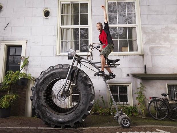 basikal terberat dunia