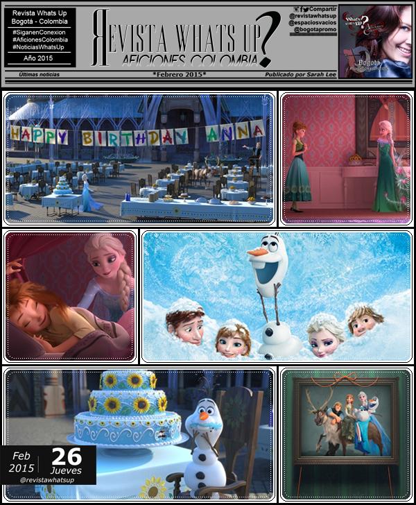 FROZEN-FIEBRE-CONGELADA-corto-LA-CENICIENTA-Disney-cines