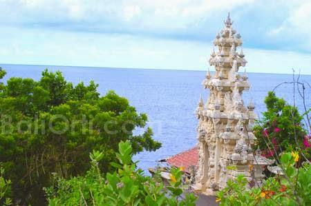 Temple In Menjangan Island Bali