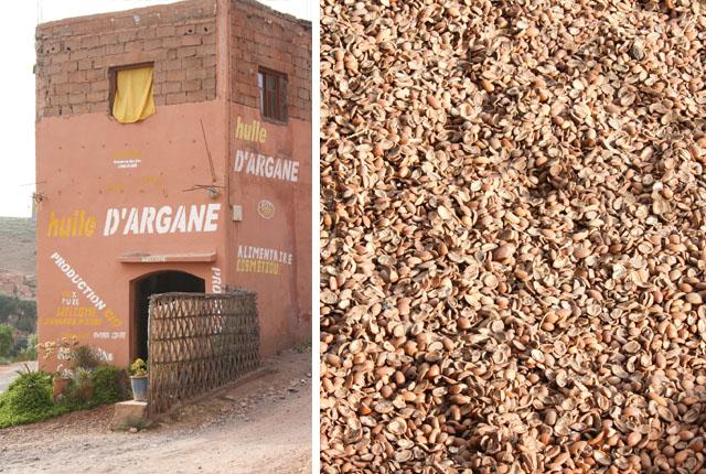 huile d'argan Maroc