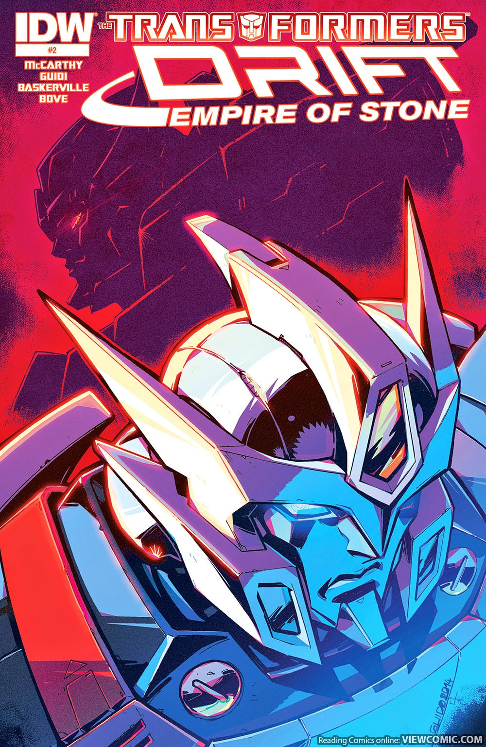 the transformers drift empire of stone viewcomic reading