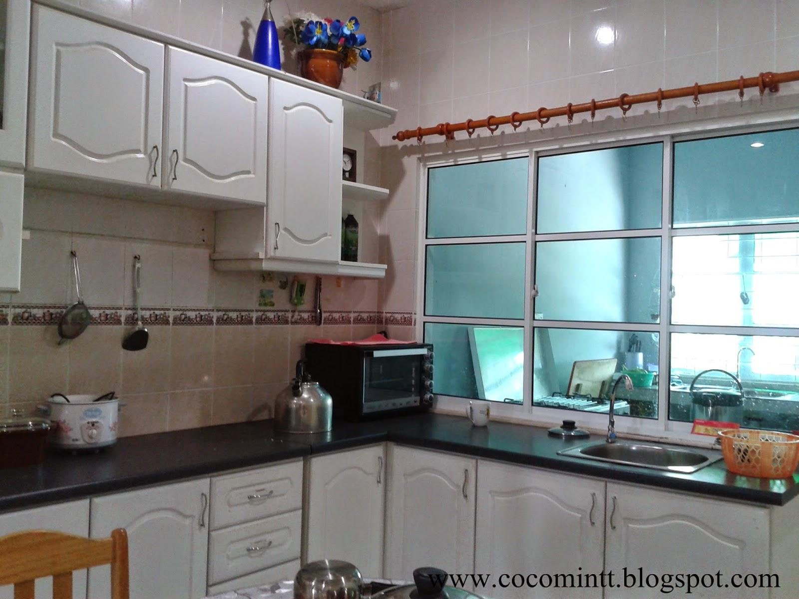 HOME IMPROVEMENT-THE WET KITCHEN | Coco Mint