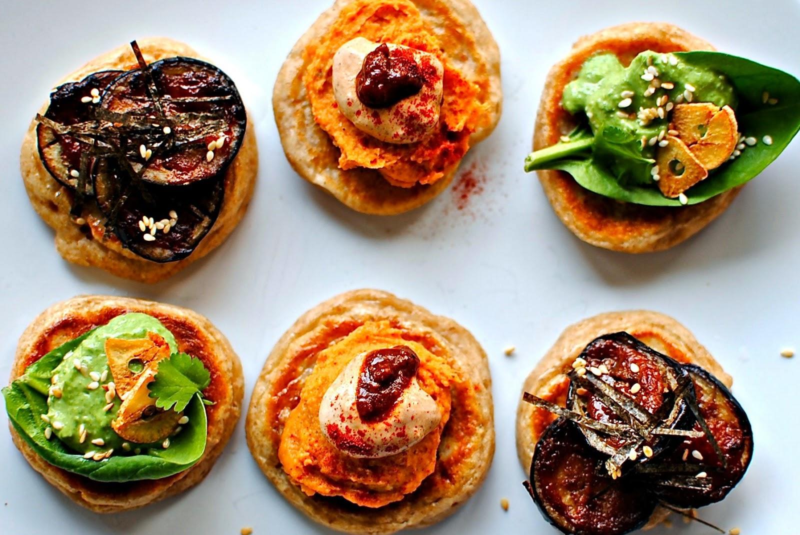 Resultado de imagen de Blinis de pastel de 2 tortillas