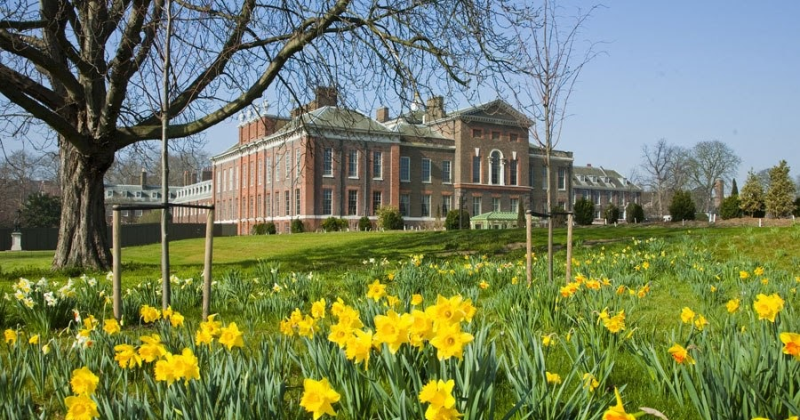 The Devoted Classicist The Duke And Duchess Of Cambridge Kensington Palace
