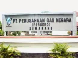 Surat Lamaran Kerja PT PGN Perusahaan Gas Negara