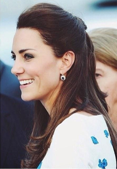 hair  Kate Middleton cabelos