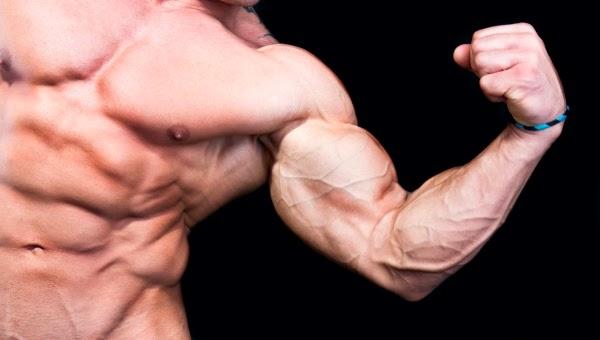 Πώς θα χτίσουμε τους μύες μας άμεσα