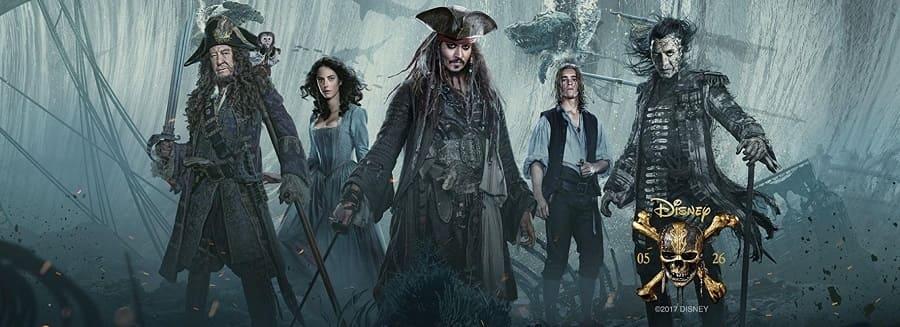 Piratas do Caribe - A Vingança de Salazar 4K Ultra HD 2017 Filme 4K Bluray BRRip UltraHD completo Torrent