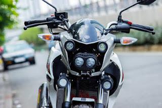 Tips Modifikasi Yamaha New Vixion Lightning Keren