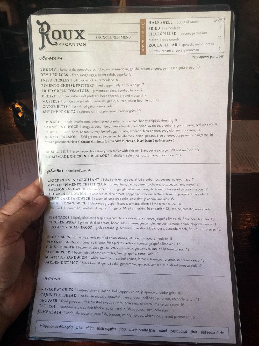 Independent Restaurant Review: September 2015