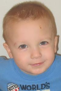 Ryan Josiah 21 Months