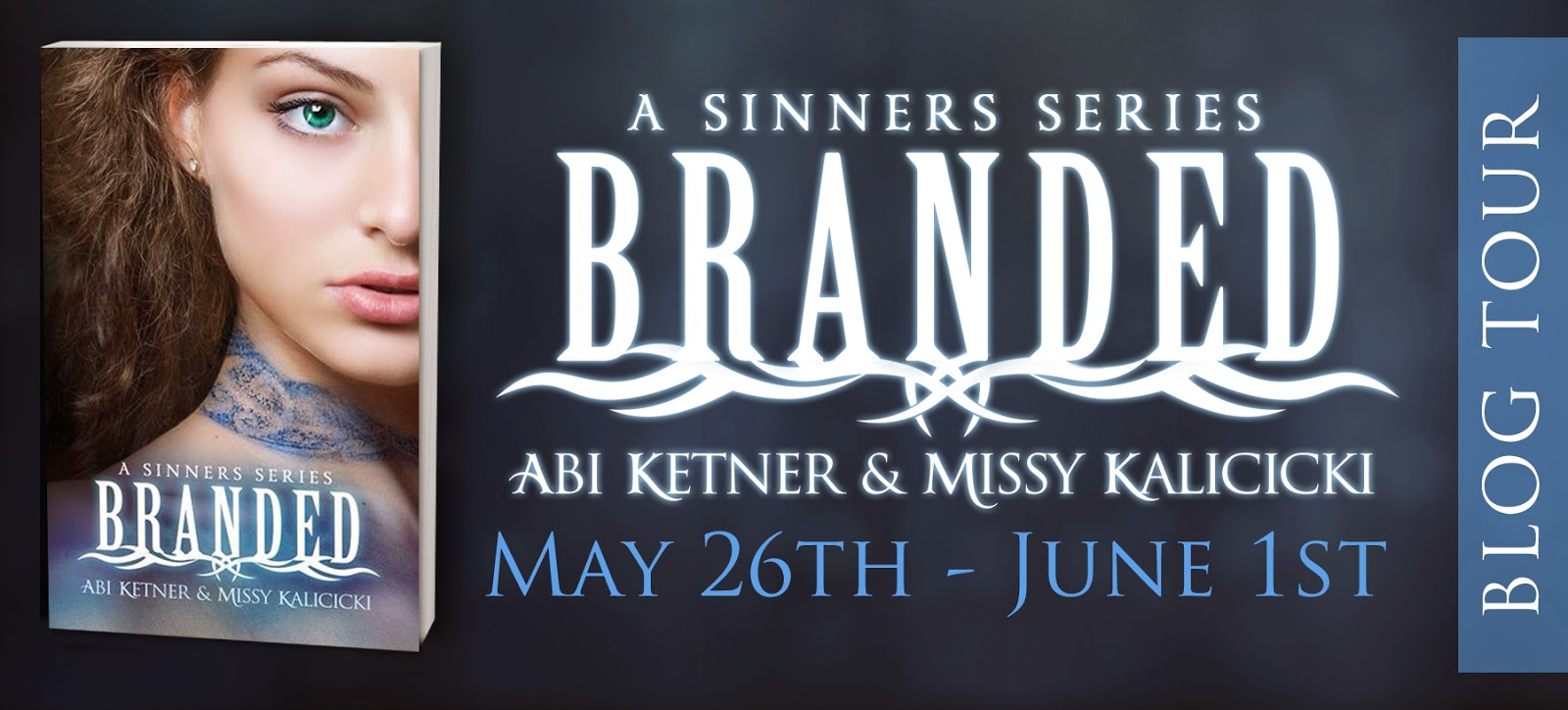 Blog Tour: Branded by Abi Ketner & Missy Kalicicki