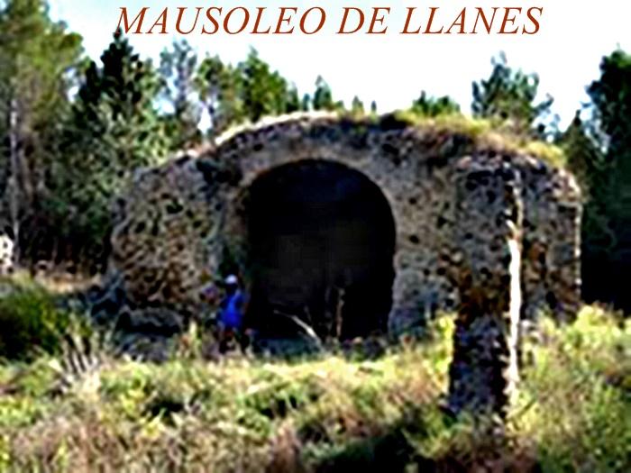 MAUSOLEO DE LLANES